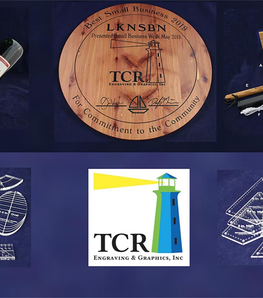 TCR Engraving and Graphics Inc.